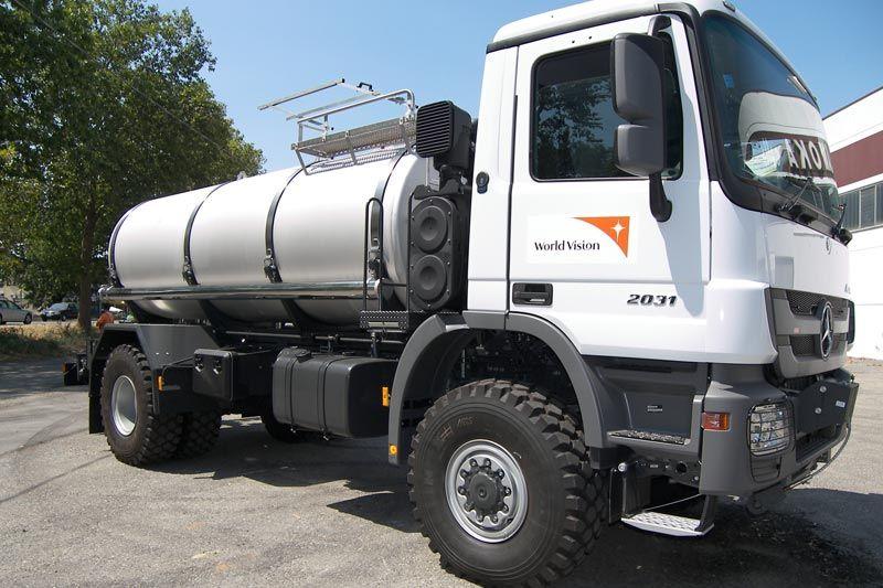 Wassertanker 06